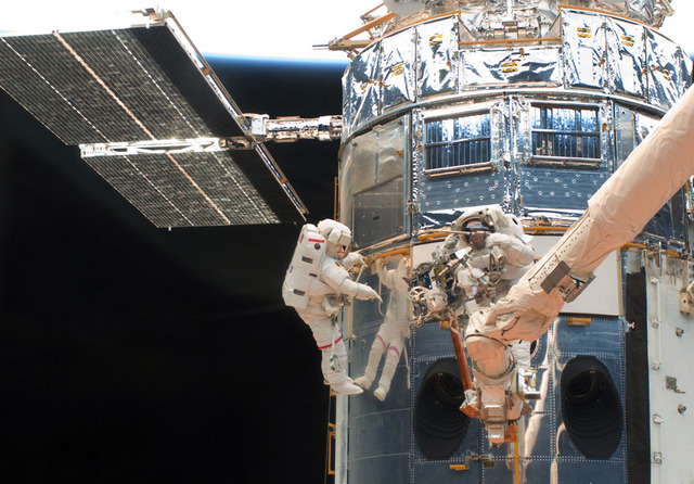Hubble Space Telescope is Repaired