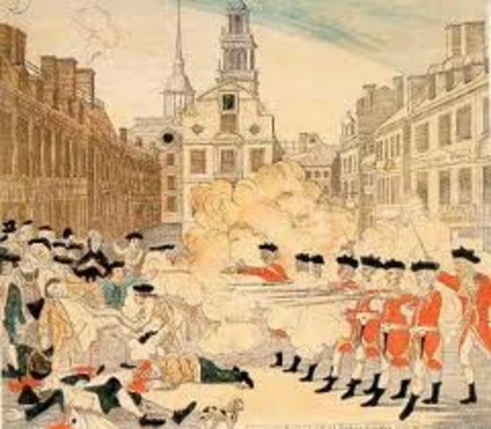 Boston Massacrer