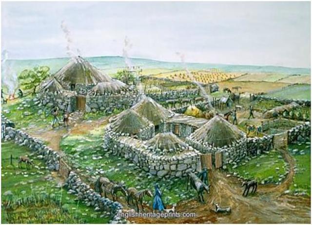 Neolithic Villages (Neolithic Revolution)