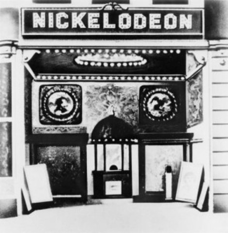 Primer Nickelodeon