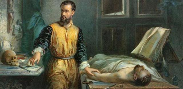 Renacimiento- Andres Vesalio