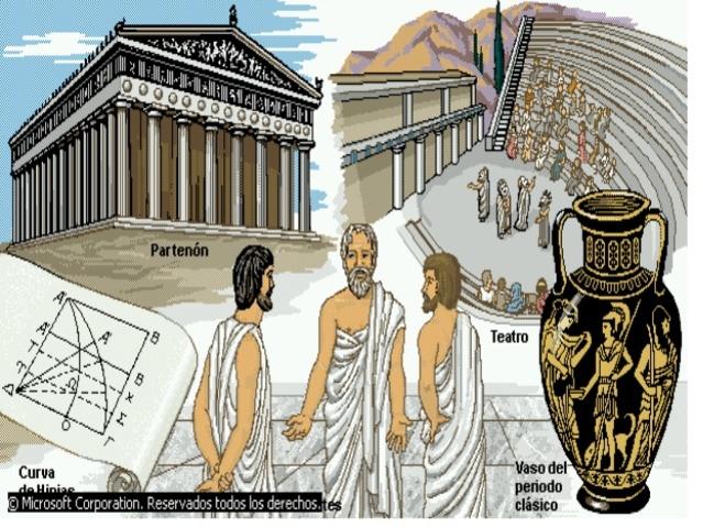Escuelas griegas