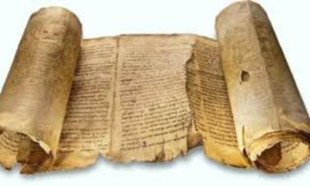 Los manuscritos
