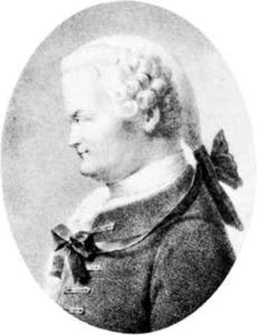 Johann H. Lambert.