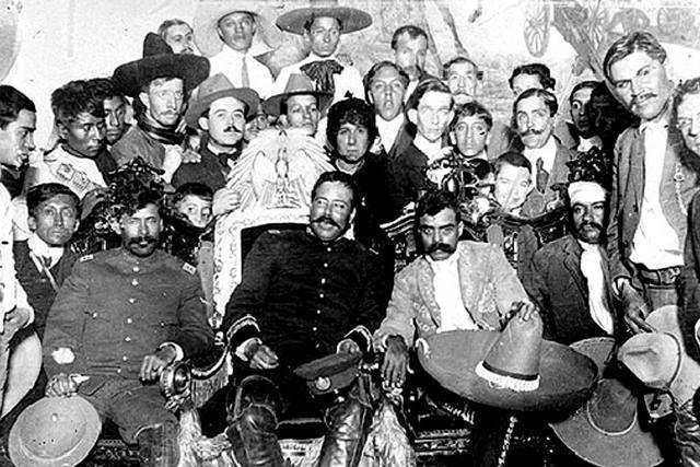 1 mayo 1911 Reunión con Francisco I. Madero