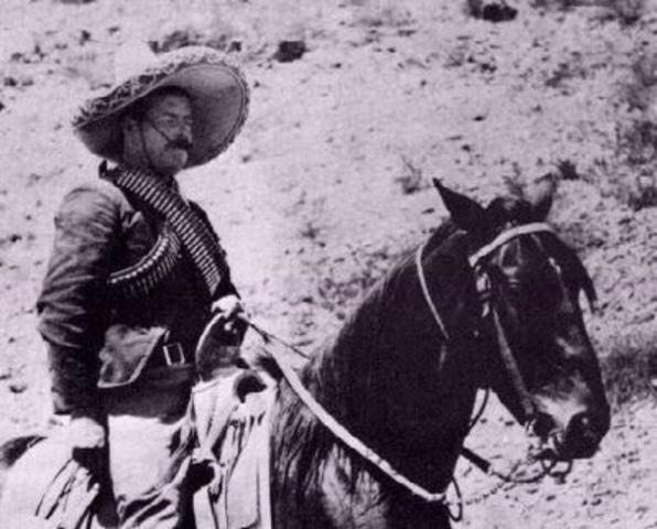 1914 Derrotan a Huerta