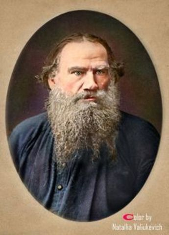 Рождение Л.Н.Толстого