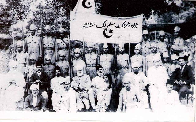 The Muslim League Forms