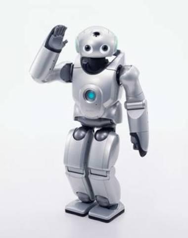 Робот - андроид QRIO