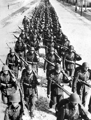 Germany Invades Poland (start of WWII)
