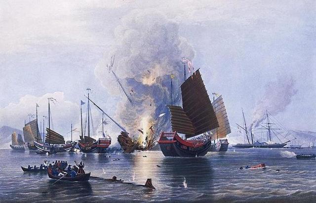 The First Opium War