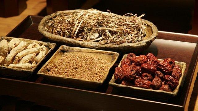 siete métodos de la medicina china