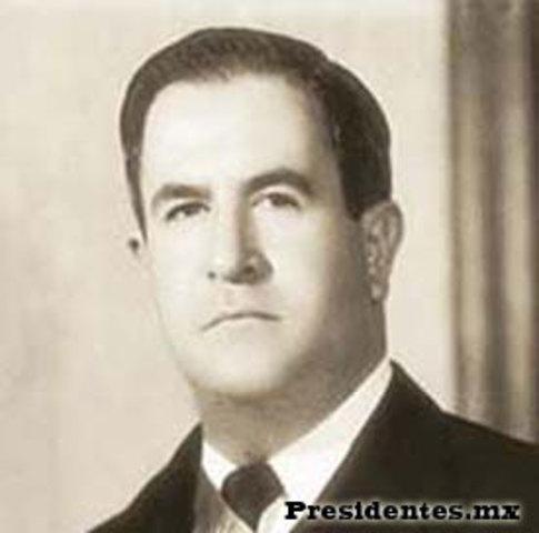 Miguel Ávila Camacho