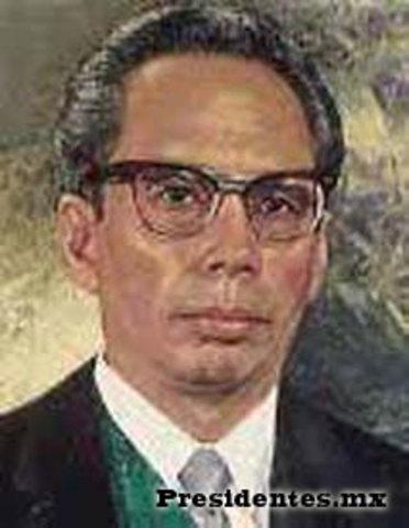 Gustavo Díaz Ordaz