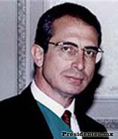 Ernesto Zedillo Ponce de Léon
