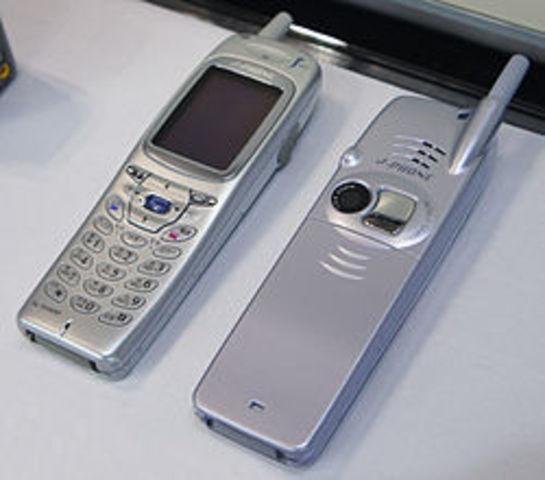 Sharp/J-Phone. J-SH04