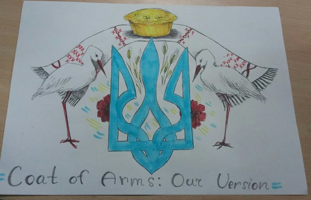 Created our alternative coat of arms