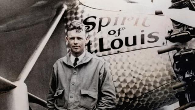 Charles Lindbergh Flight