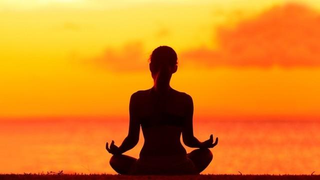 Historia antigua de la meditación