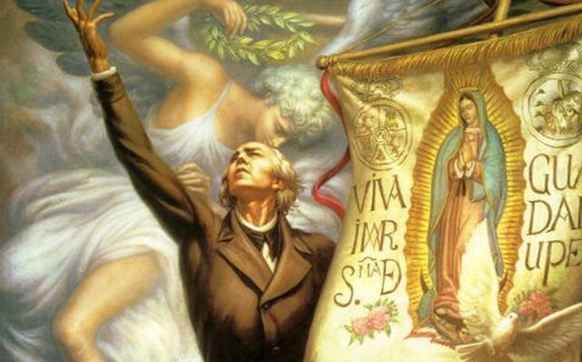 Levantamiento armado en Dolores, dirigido por Miguel Hidalgo