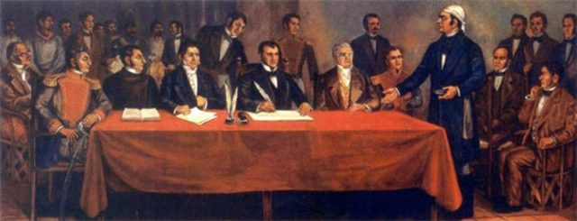 Morelos recibe el título de Capitán General.