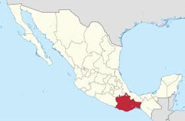 Morelos toma la ciudad de Oaxaca