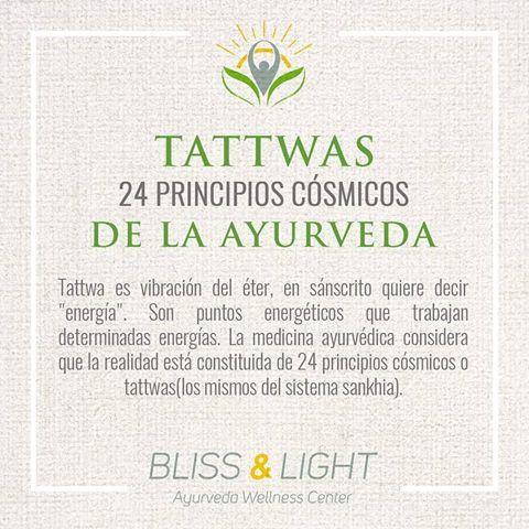 Los 24 tattwas (principios cósmicos