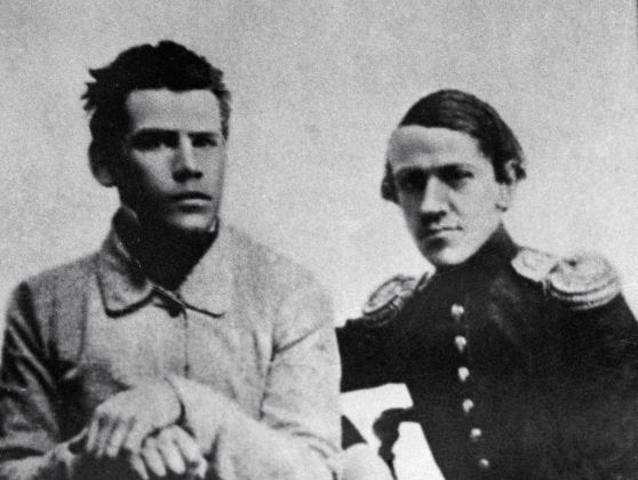 Отъезд Льва Толстого на Кавказ