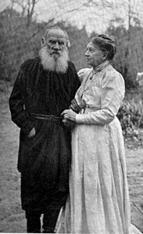 Женитьба Толстого