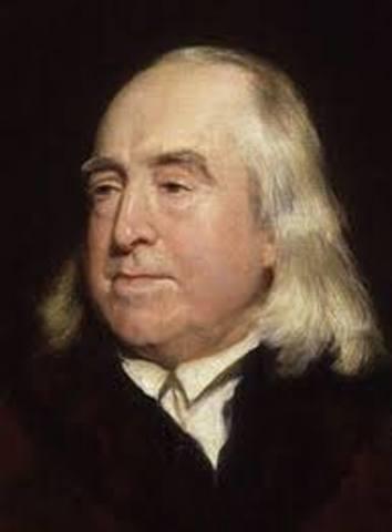 Jeremy Bentham megalkotja a nemzetközi szót