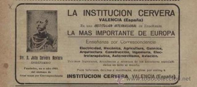 EDUCACIÓN POR CORRESPONDENCIA