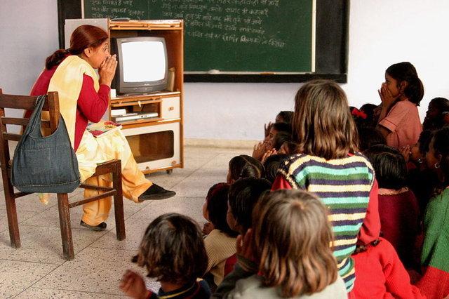 LA TELEVISIÓN EN LA EDUCACIÓN