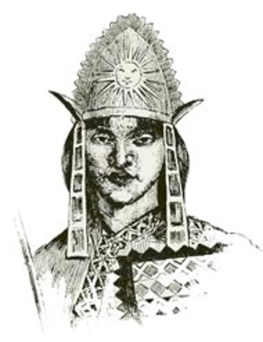 Inca ruler Huayna Capac dies, leaving two rival claimants to the throne, civil war ensues