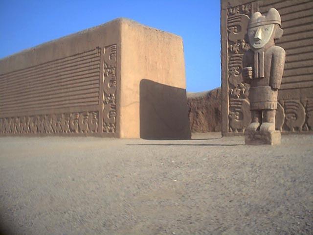 Incas conquer Chimú empire