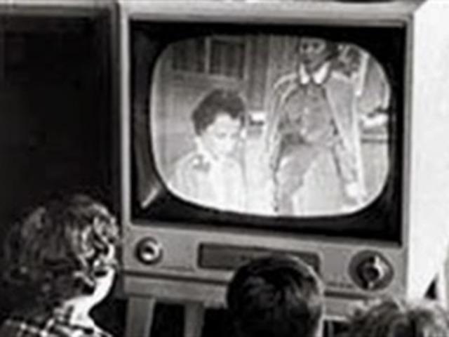 INAUGURACIÓN DE LA TELEVISIÓN EN COLOMBIA