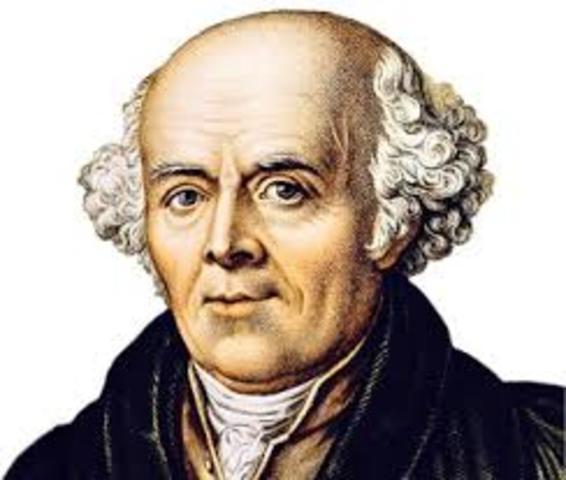 Samuel Hahnemann (Medicina homeopatica)
