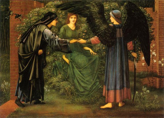 Heart of the Rose - Edward Burne-Jones