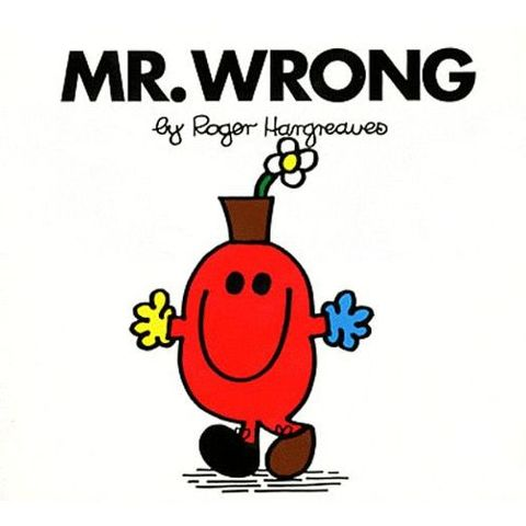 Mr Wrong - Roger Hargreaves