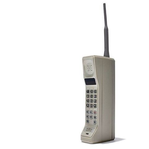 Mobile made first phone call ever History of