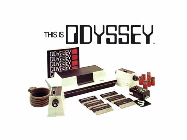 The Magnavox Odyssey is released in North America