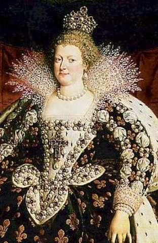 Début de la régence de Marie de Médicis en France.