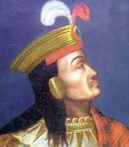 Atahualpa,Incan Empire