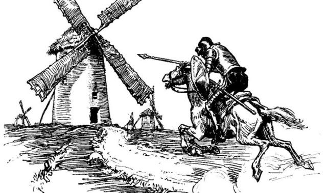 Segunda salida de Don Quijote acompañado de su nuevo escudero Sancho Panza.