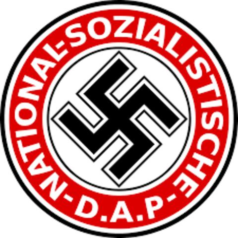 Création du NSDAP