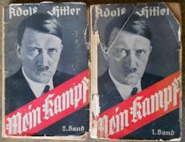 """Publication du volume II de """"Mein Kampf"""""""
