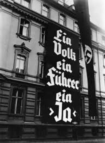 Plébiscite du 19 août 1934