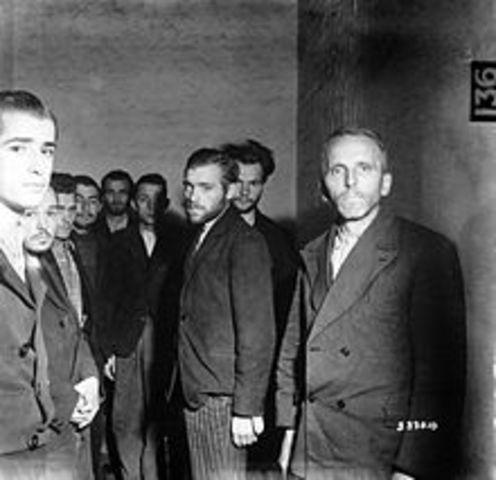 Fondation de la Gestapo