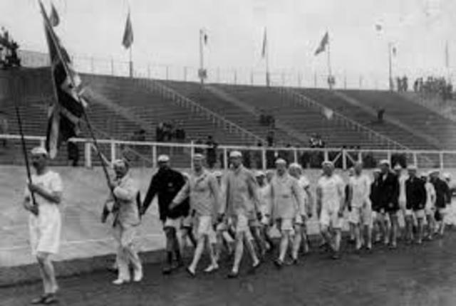 Cuartos juegos olímpicos