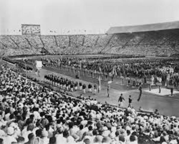 Undécimos juegos olímpicos