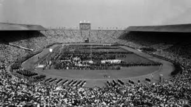 Decimoterceros juegos olímpicos
